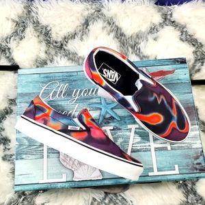 Vans Dark Aura Classic Slip-on (CL)